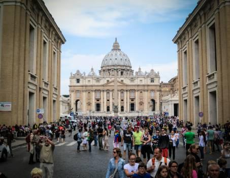 Vatican City Rome Italy  #20268