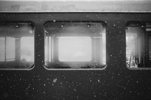 subway windows cold  #20320
