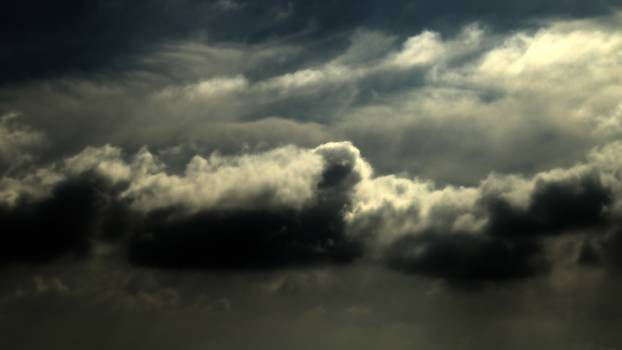 sky clouds storm  Free Photo