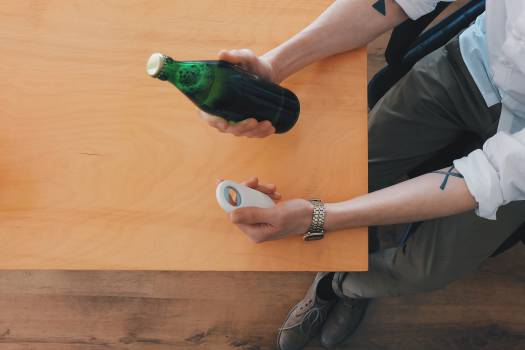 bottle opener drink  #20359