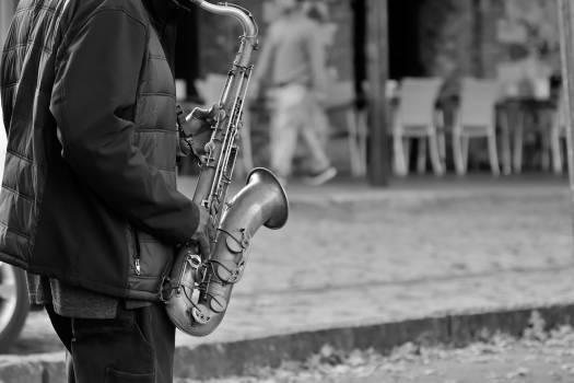 Sax Music Instrument Free Photo