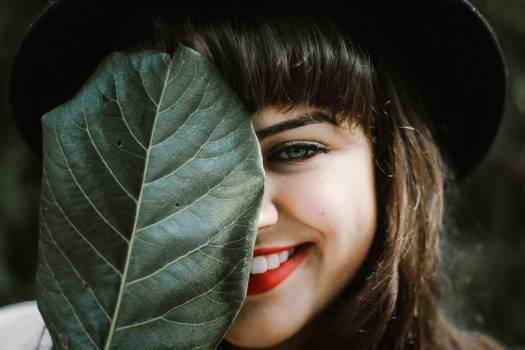 Face Portrait Model #204414