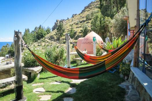 hammocks Las Olas Suites Copacabana  #20459