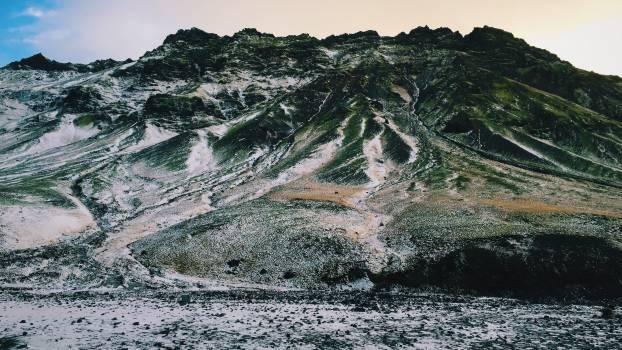 Landscape Mountain Rock #204602