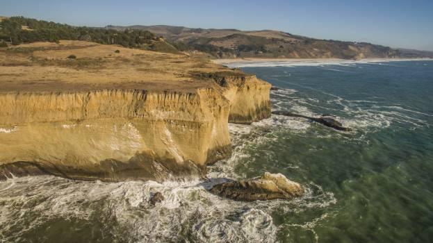 Cliff Geological formation Landscape #204643