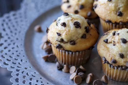 Muffin Dessert Food Free Photo