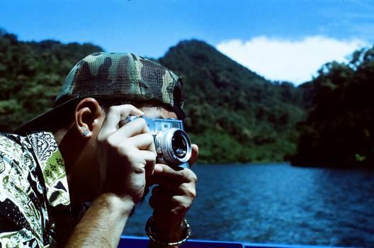 guy photographer camera  #20497
