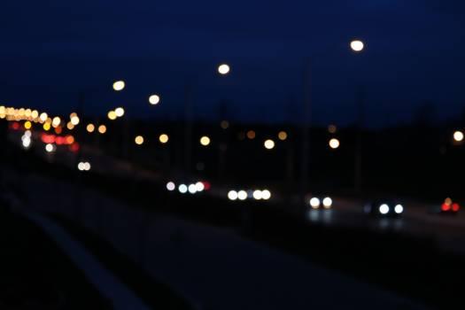 Night Background Spotlight Free Photo