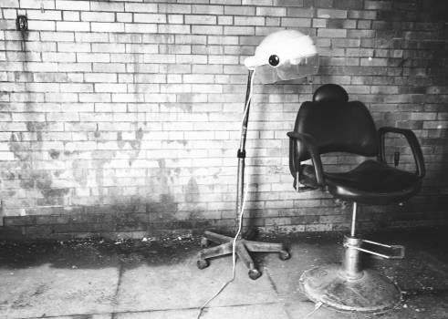 barber chair bricks  #20530
