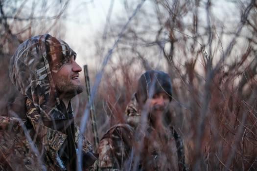 Hunter Turkey Crazy Free Photo