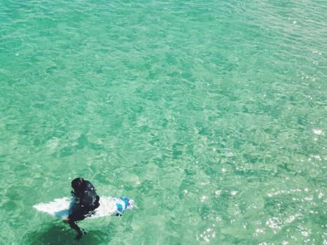 surfer surfing surfboard  #20615