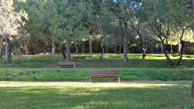 Park bench Bench Seat #206987