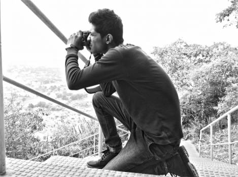 photographer photography guy  Free Photo