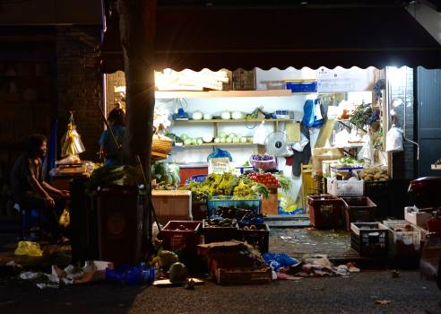 Seller Stall Shop Free Photo