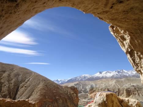 Arch Canyon Landscape Free Photo