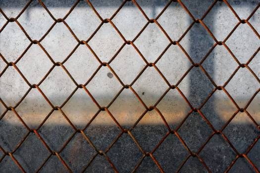 chainlink fence  #20742
