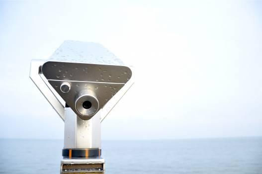 tower viewer telescope binoculars  Free Photo