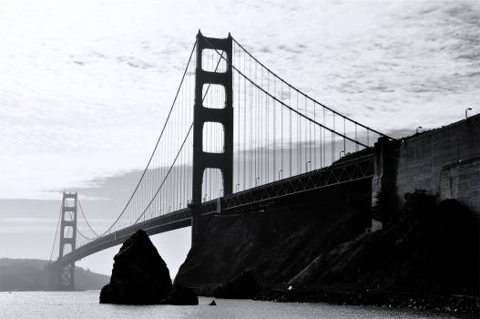 Golden Gate Bridge San Francisco California  #20780