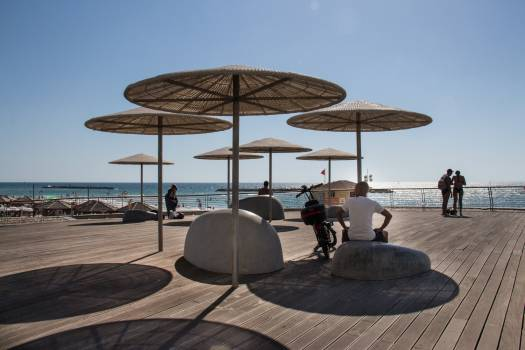 Parasol Beach Patio #208059