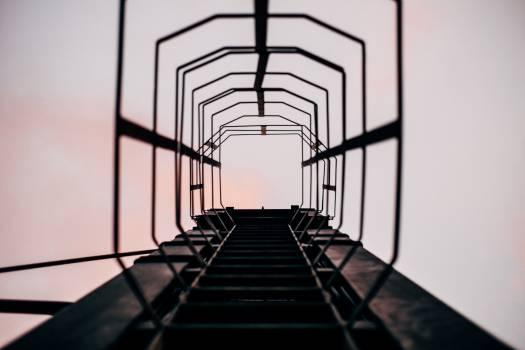 tower architecture ladder  #20843