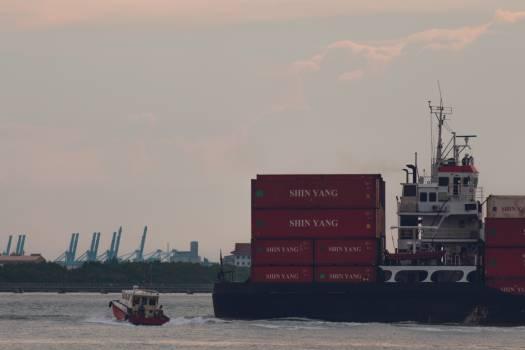 Container ship Cargo ship Ship Free Photo
