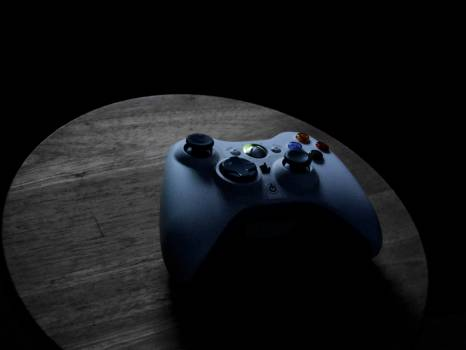 xbox controller video games  Free Photo