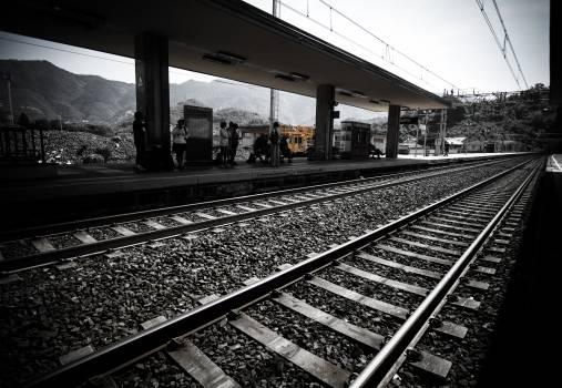 Track Train Railway Free Photo