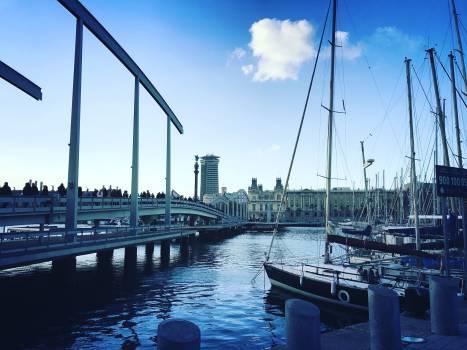 Pier Marina Support #209357