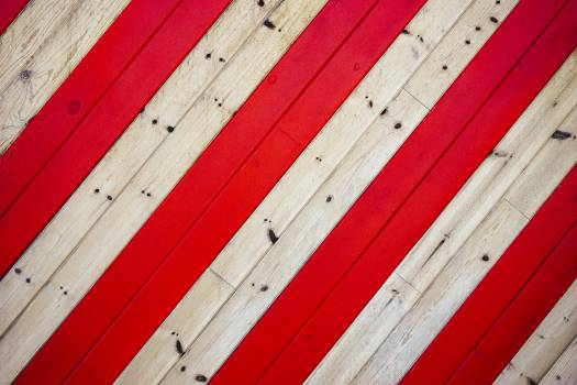 wood red stripes  #20938