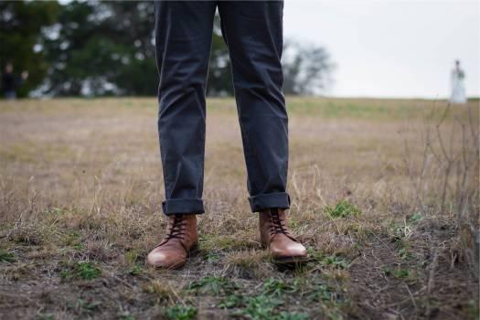 boots shoes pants  Free Photo
