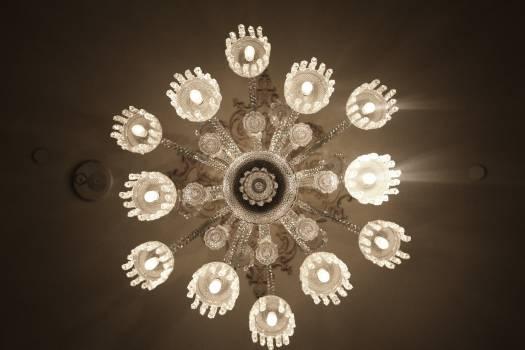 chandelier lights luxury  #21025