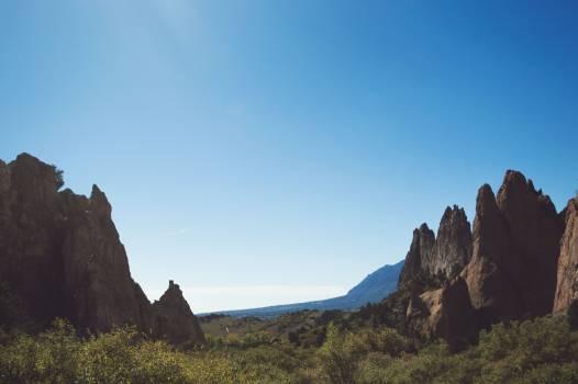Mountain Rock Landscape #210278
