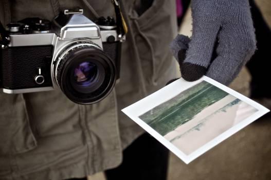 camera picture polaroid  Free Photo