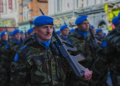 Uniform Serviceman Man Free Photo