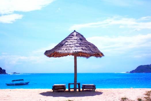 Beach Sand Sea #210960