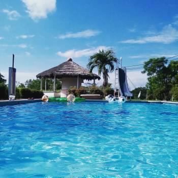 Resort Resort hotel Water Free Photo
