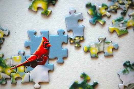 Jigsaw puzzle Puzzle Game Free Photo