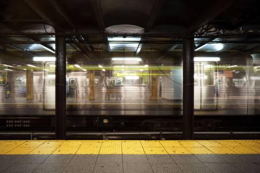 Subway station Station Terminal Free Photo