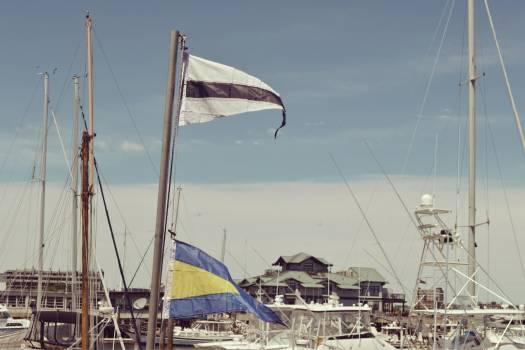 Sail Vessel Sailboat Free Photo