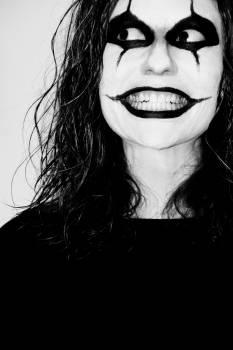 makeup face paint halloween  #21171