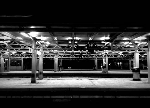 bus station transportation urban  Free Photo