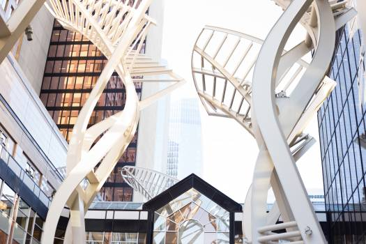 Building Architecture Stairs Free Photo