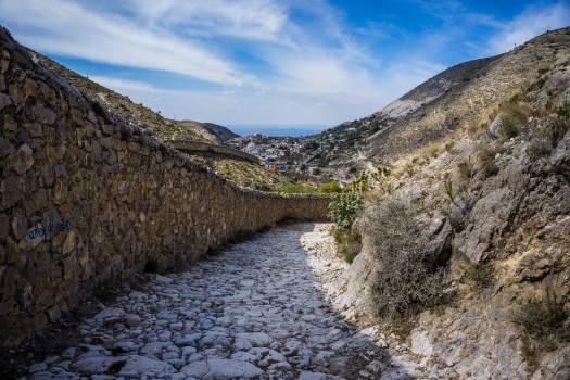 Mountain Landscape Valley #212969