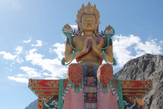 Temple Religion Statue Free Photo