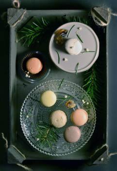 macaroons dessert sweets  #21350