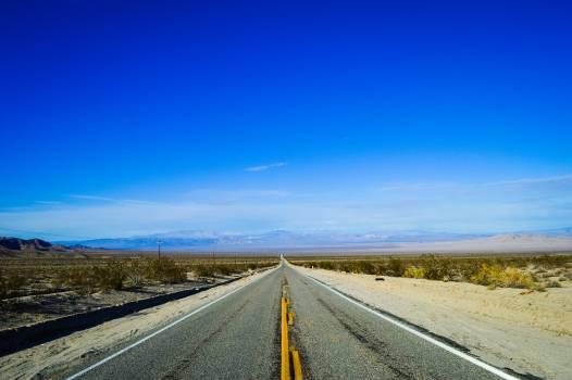 Asphalt Road Highway Free Photo