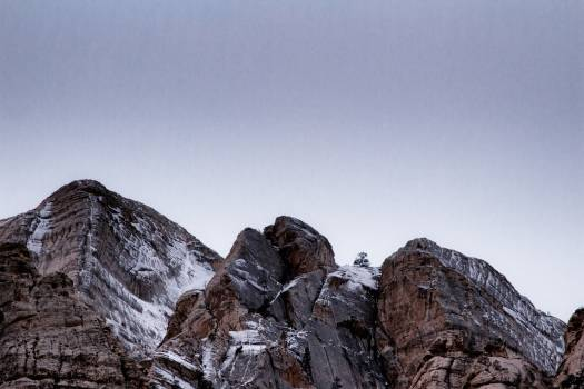 Rock Mountain Landscape #214079
