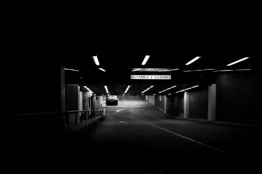 parking garage cars underground  #21469