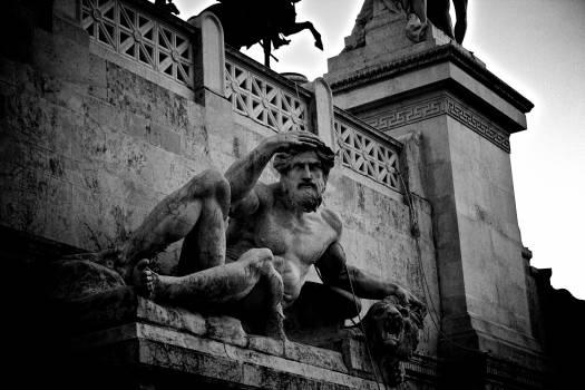 statue sculpture roman  #21534