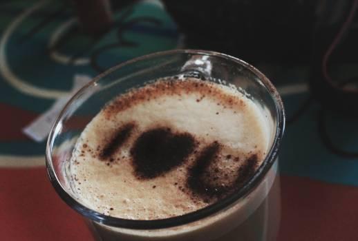 Cappuccino Cocoa Drink Free Photo